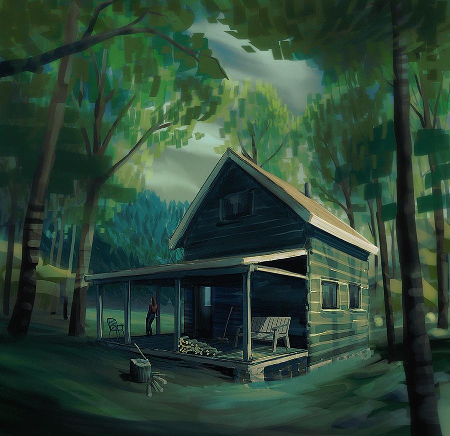 cabin-II